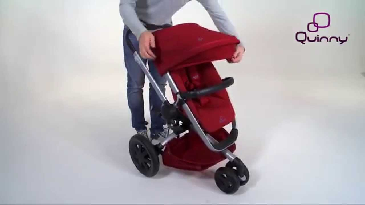 Coche Travel System Zapp Xtra 2 3r Red Rumour Quinny Buzz Xtra How To Use The Buzz Xtra 3 Wheels
