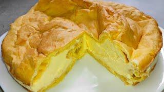 СКОРЕЕ СОХРАНЯЙТЕ РЕЦЕПТ Безумно Вкусный и Простой Торт Карпатка на ВКУС КАК МОРОЖЕНОЕ