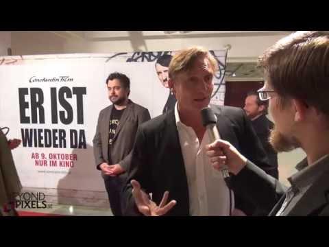 """Interview zu """"Er ist wieder da"""" mit Hauptdarsteller Oliver Masucci [HD]"""