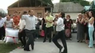 Фрагменты с осетинской свадьбы