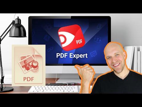 PDF Expert Review