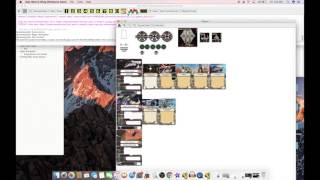 How to Spawn a squad and Getting Your Game pieces ready for X wing Vassal