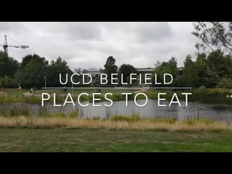 UCD - Places to eat