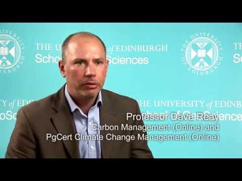 Dave Reay - MSc Carbon Management (online)