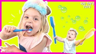 This Is The Way | Nursery Rhymes | Songs for Kids from Kin Tin