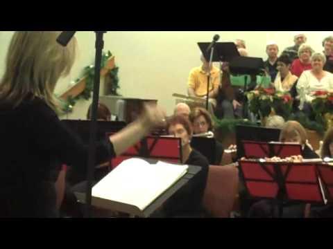 Gulf Coast Flute Choir play  Jingle Bell Rock