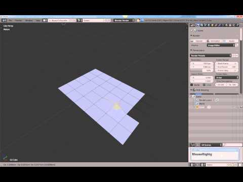 How to properly join two vertices in an n-gon face in Blender.