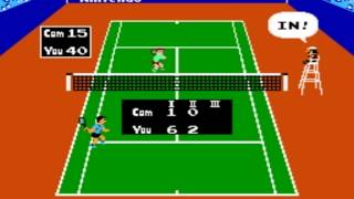 Tennis - Vizzed.com GamePlay - User video