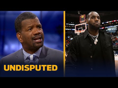 Trust between Lakers & LeBron has been 'damaged' - Rob Parker | NBA | UNDISPUTED