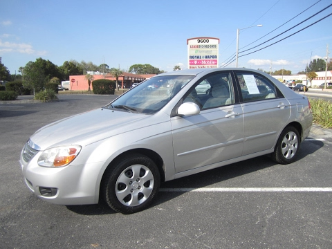 SOLD 2008 Kia Spectra EX 76K Miles Meticulous Motors Inc Florida For Sale