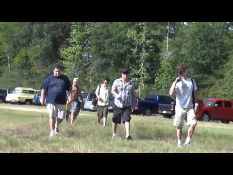 Texas Army Trail Sunday Doubles Part 2 - 7/24/2011 Disc Golf