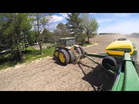 Planting Soybeans!