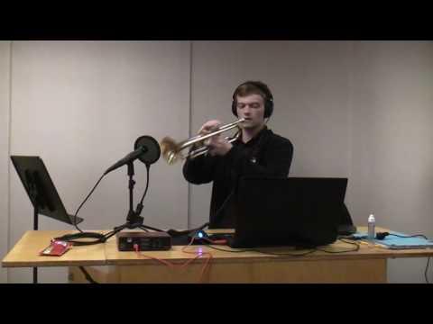 """""""Slide"""" - Calvin Harris ft. Frank Ocean (Trumpet Cover)"""