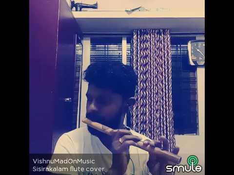 Sisirakalam devaragam flute cover