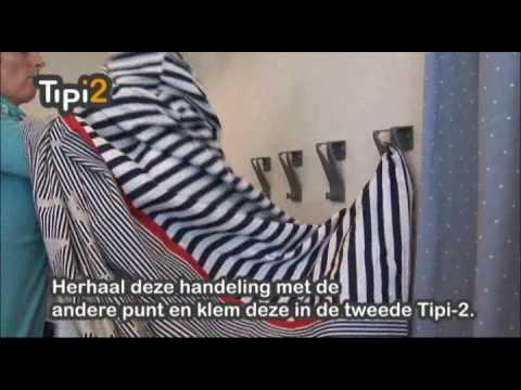 Tipi-2 je dekbedovertrek wisselen in een handomdraai!: www.videoneed.com/video/?id=Y34nGk8TQO0