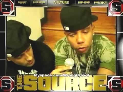 Yung Berg Interview with The Source (WRONG CROWD)