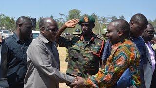 Ilivyokuwa kwenye mapokezi ya Rais Magufuli Mwanza