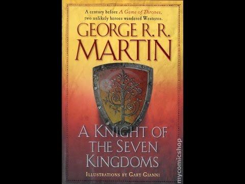 MAR Talks Literature | A Knight of the...