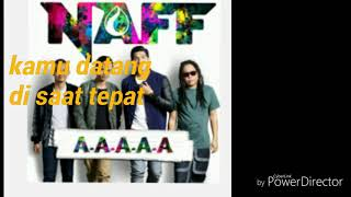 Naff-A.A.A.A (full lirik) Mp3