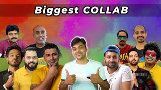 Biggest Tech Collab ⚡⚡⚡  Which Mobile We USE ? 5th Year Special Collab