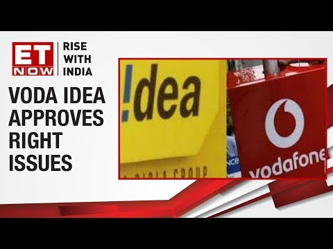 vodafone-idea-approves-right-issues-of-rs-25k-cr-|-et-now-exclusive