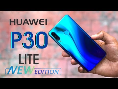 Huawei P30 Lite New Edition Unboxing and Review