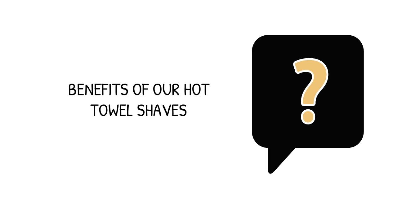 HOT TOWEL SHAVE | Fade Artist Barber Salon