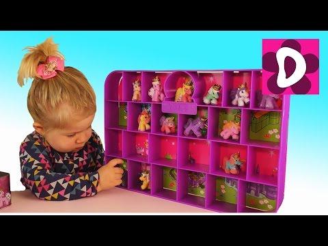 Пони распаковка игрушки