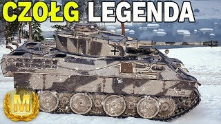 CZOŁG LEGENDA - Pz.Kpfw. V/IV - World of Tanks