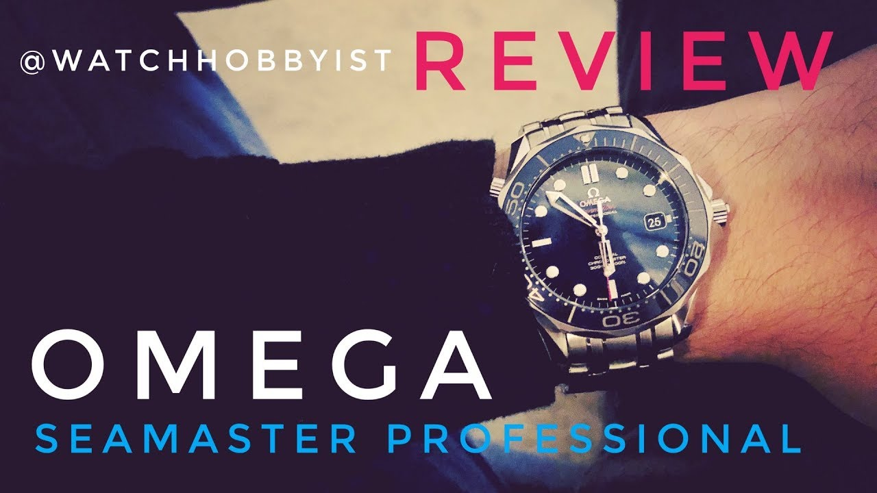 Review Omega Seamaster Professional Ceramic Co Axial 41mm Youtube