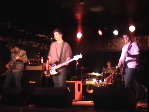 The Girl That Never Was by Mourning Sun LIVE@ The Horseshoe Tavern