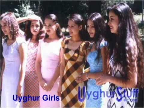 Uyghur People Xinjiang