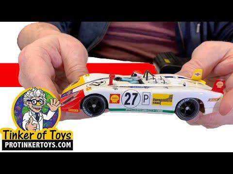 Porsche 908 Flunder LH 3˚ Le Mans 1970 | C49 | Fly Car