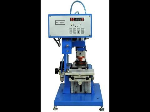 logo printing machine date printing machine small pad printing