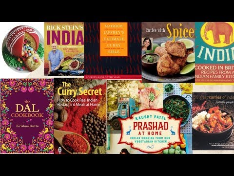 Top 10 Indian Traditional Recipe Books.... Hindustaan Ki Parampariq Khana Bananey Ki Kitaab.. 📘📗📔