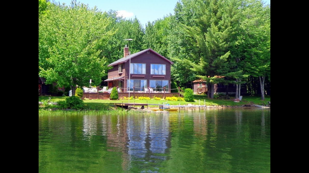 Mls 1272431 pair of waterfront homes for sale on wilson for Lake house property