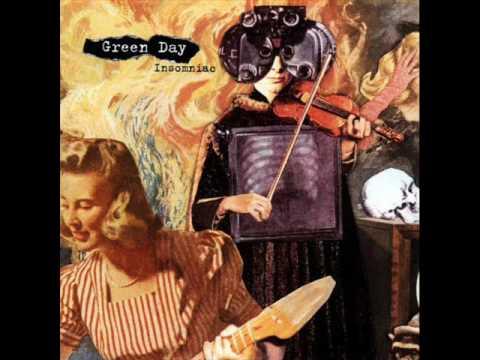 Green Day - Bab's Uvula Who? w/ Lyrics