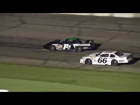 Madison '18 - Late Model Feature #2 From August 10, 2018