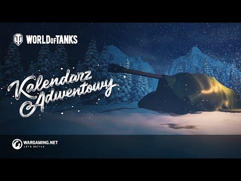 Kalendarz adwentowy[World of Tanks Polska]