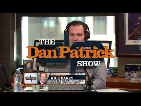 Rick Barry on The Dan Patrick Show (Full Interview) 4/13/16