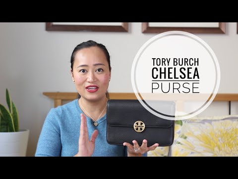 Tory Burch Chelsea Convertible Purse Review