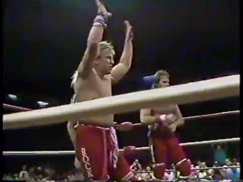 Rock n Roll Express vs. Tony Suber & Curtis Thompson [1988-07-23]