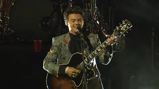Harry styles live in concert first tour Greek theatre Los Angeles