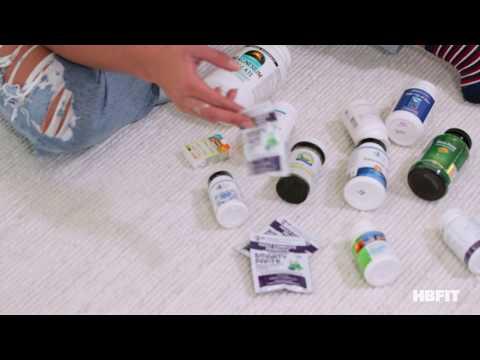 Inside Her Medicine Cabinet: Hannah Bronfman