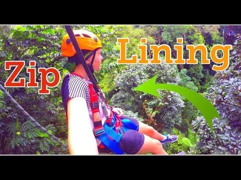 Cape Tribulation Zip Lining|| PAIGE MORRIS