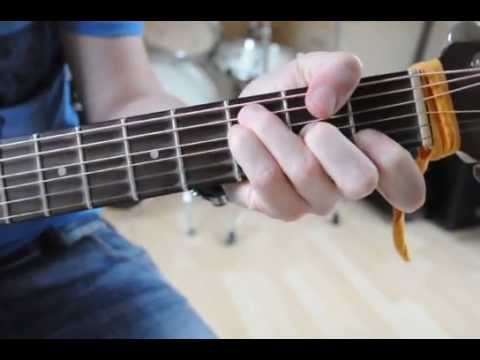 Oasis Don\'t Look Back In Anger Guitar Chords Acoustic Tutorial - YouTube