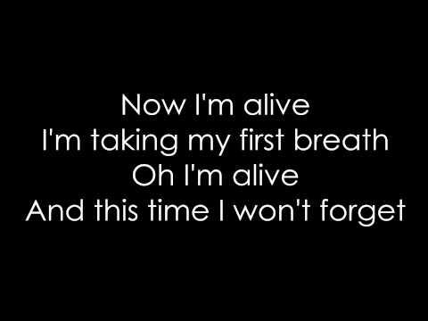 This time I won't forget - KONGOS (Lyrics/Letra)
