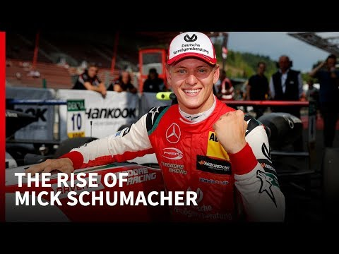 How Mick Schumacher became a title contender