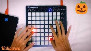 Halloween Launchpad Cover - Harry Potter Hedwig's Theme