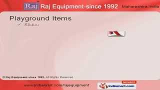 Playground Slides By Raj Equipment-since 1992 Nagpur
